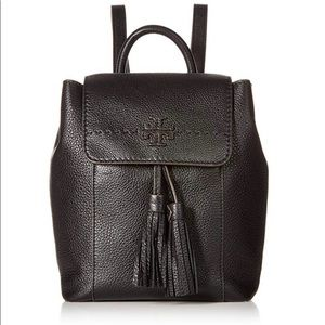 Tory Burch Women's Mcgraw Backpack, Black